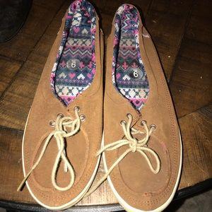 Vans Shoes - Vans loafers